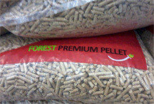 forest premium pellet